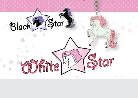 White Star and Black Star