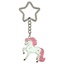"Keyring ""White Star"""