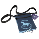 "Eventing Bag ""Horse"", Polyester"