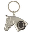 "Coin Holder ""Horse Head with Horseshoe"""