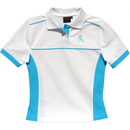 Polo Shirt, White, Size S