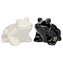 "Salt and Pepper Cellars ""Frogs"", Set of 2"