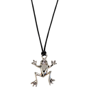 "Necklace ""Frog 3D"""