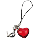 "Charm ""Cat with Heart"""