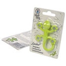 "Suction Hook ""Gecko"", green, Pack of 5"