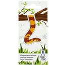 "Magnetic Bookmark ""Snake"", Pack of 3"