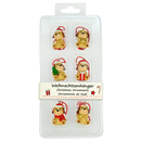 "Christmas Ornaments ""Dogs"", Set of 6"