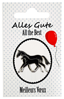 "Lapel Pin ""All the Best"""