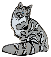 "Pin ""Maine Coon"""